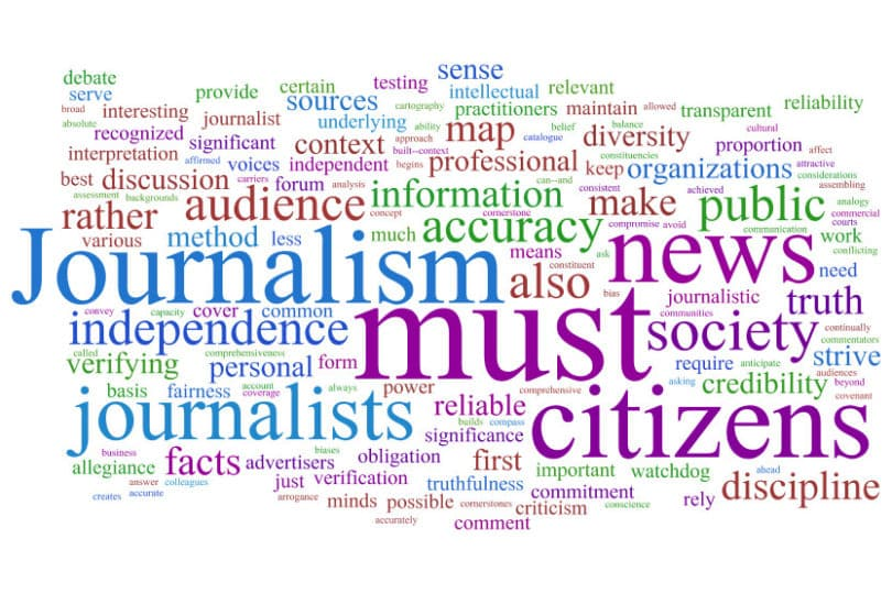 career in media and journalism