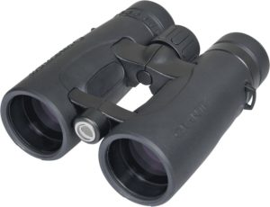 Binocular is used to view distant objects