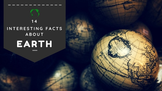 Earth Facts for Kids with Pictures