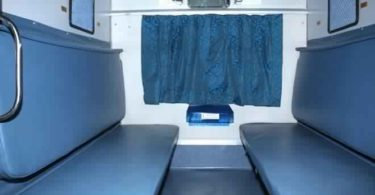 Indian Railways Different Train Compartment